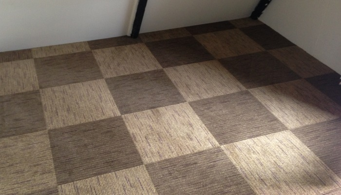 Discounted carpet and vinyl
